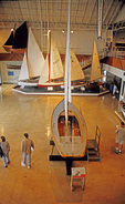 Small Craft Gallery, Maritime Museum of the Atlantic