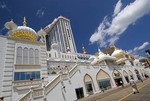 The Boardwalk in Atlantic City, New Jersey