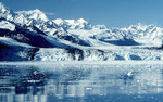 Harvard Glacier, College Fjord, Prince William Sound, Alaska