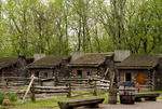 Fort Boonesborough State Park, Richmond, Kentucky