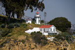 Yerba Buena Island Lighthouse, San Francisco Bay, California