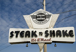 An Original Steak 'n Shake on Route 66 in Springfield, Missouri