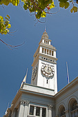 The Ferry Building, San Francisco, California