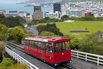 Wellington Cable Car, Wellington, New Zealand 
