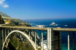 Bixby Bridge, Highway 1, Big Sur, California