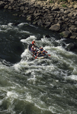 WHITEWATER RAFTING THE NEW RIVER IN WV