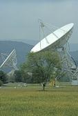 RADIO TELESCOPE AT THE NATIONAL RADIO ASTRONOMY OBSERVATORY