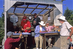 ALLEGHENY FRONT MIGRATION OBSERVATORY BIRD BANDING STATION ON DOLLY SODS IN WEST VIRGINIA