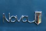 Chevy Nova II 1966 emblem