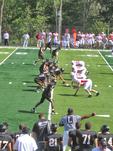 West Liberty University Hilltopper's football game