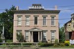 Restored Victorian era house