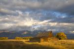 Mormon Barn/Grand Teton National Park