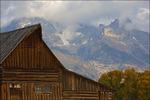 Mormon Barn, Grand Teton National Park, WY