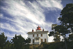 Yaquina Bay Lighthouse, Newport OR,