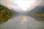 Sunrise, Lake Chelan National Recreation Area, WA