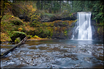 Upper North Falls, Silver Falls State Park, OR