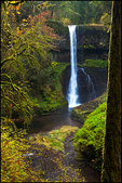 Middle North Falls, Silver Falls State Park, OR