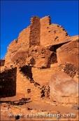Morning light on Wupatki Ruin (Anasazi), Wupatki National Monument, Arizona