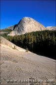 Fairview Dome and Cathedral Peak, Tuolumne Meadows, Yosemite National Park, California