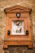 Catholic shrine, Venice, Veneto, Italy