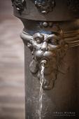 Public fountain, Burano, Veneto, Italy