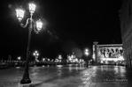 Midnight in Piazza San Marco (St. Mark's Square), Venice, Veneto, Italy