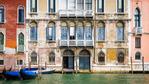 Palazzo on the Grand Canal, Venice, Veneto, Italy