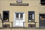 Sebastian's Store (1852 - California state historic landmark), San Simeon, California