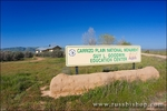 The Guy L. Goodwin Education Center, Carrizo Plain National Monument, California
