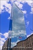The John Hancock Tower, Boston, Massachusetts