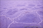 Salt pan patterns, Death Valley National Park. California