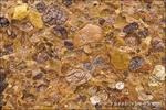 Rock patterns on Weston Beach, Point Lobos State Reserve, Carmel, California