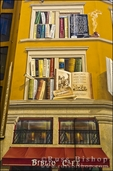 Murals on downtown building, Lyon, France (UNESCO World Heritage Site)