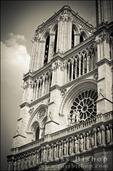 Notre Dame Cathedral, Paris, France