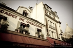 Restaurant Cadet de Gascogne in Montmartre, Paris, France