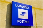 Postal sign, Paris, France