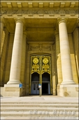 Entrance to the Chapel of Saint-Louis (burial site of Napoleon), Les Invalides, Paris, France