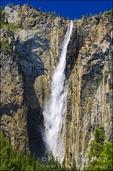 Ribbon Falls, Yosemite National Park, California USA