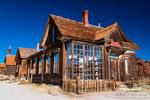 James Stuart Cain House, Bodie State Historic Park, California USA