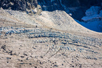The Palisade Glacier, John Muir Wilderness, California USA