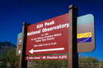 Kit Peak National Observatory, Tohono O'odham Indian Reservation, Arizona USA