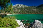 Sand Harbor State Park, Lake Tahoe, Nevada, USA