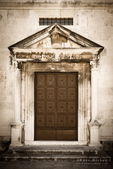 St. Mary's Church, Old Town Zadar, Dalmatian Coast, Croatia