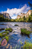 Gates of the Valley, Yosemite National Park, California USA