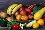 fruit and vegetable food group