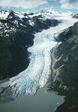 Davidson Glacier, near Haines, Alaska