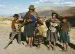 Quechua Indians, Andes, Peru