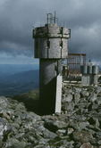 Mount Washington weather station, White Mts., NH