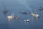 Deepwater Horizon oil spill site, Gulf of Mexico, Louisiana