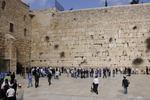Western (Wailing) Wall, Jerusalem
